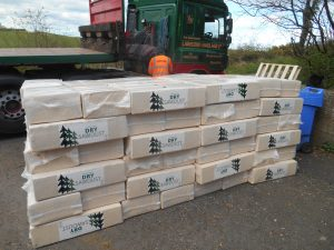 Sawdust Delivery